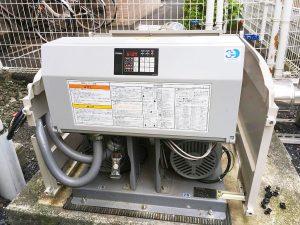 給水加圧ポンプユニット
